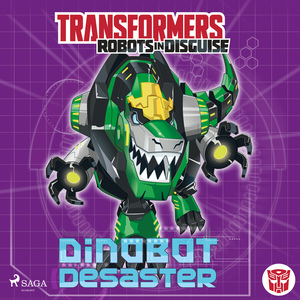 Transformers - Robots in Disguise - Dinobot-Desaster