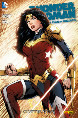 Wonder Woman - Göttin des Krieges - Bd. 2: Götterzorn