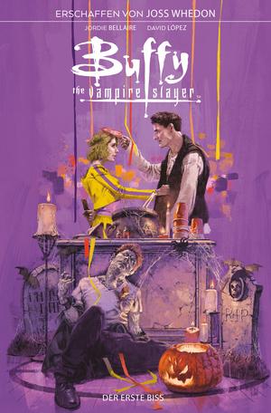 Buffy the Vampire Slayer, Band 2 - Der erste Biss