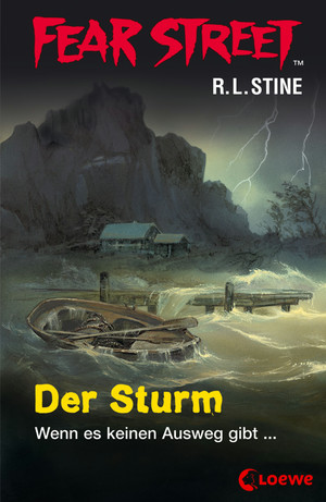 Fear Street 55 - Der Sturm