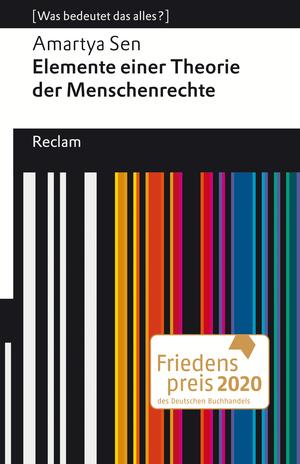 Elemente einer Theorie der Menschenrechte