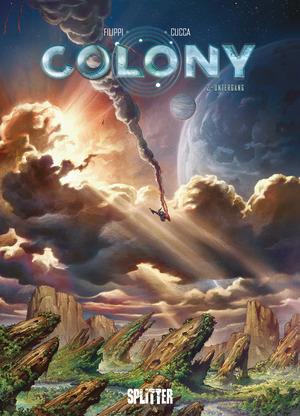 Colony. Band 2