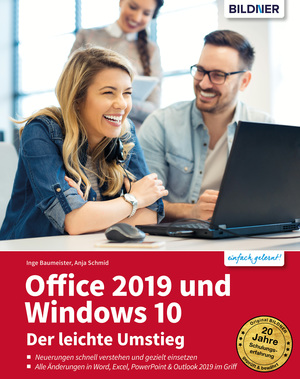 Office 2019 und Windows 10: Der leichte Umstieg