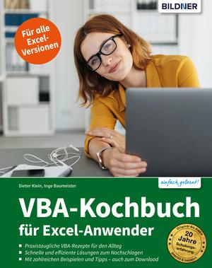 VBA-Kochbuch für Excel-Anwender