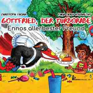 Gottfried, der Turborabe - Ennos allerbester Freund