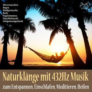 Naturklänge mit 432Hz Musik zum Entspannen, Einschlafen, Meditieren, Heilen