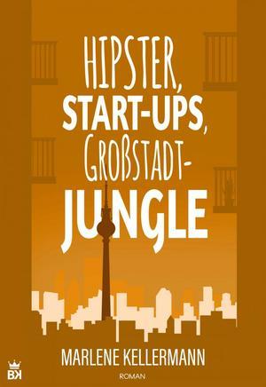 Hipster, Start-Ups, Großstadt-Jungle
