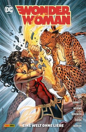Wonder Woman - Bd. 12 (2. Serie): Eine Welt ohne Liebe