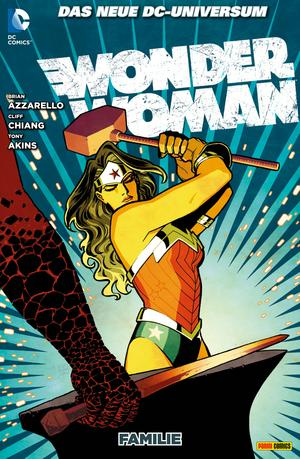 Wonder Woman - Bd. 2: Familie
