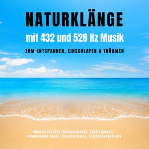 Naturklänge mit 432 und 528 Hz Musik zum Entspannen, Einschlafen & Träumen