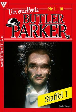 Der exzellente Butler Parker Staffel 1 - Kriminalroman