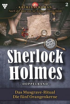 Sherlock Holmes Doppelband 2 - Krimi