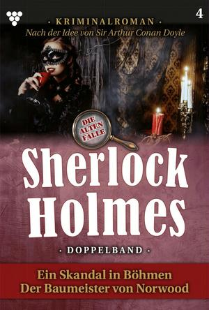 Sherlock Holmes Doppelband 4 - Kriminalroman