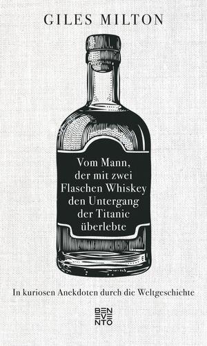 Vom Mann, der mit zwei Flaschen Whiskey den Untergang der Titanic überlebte