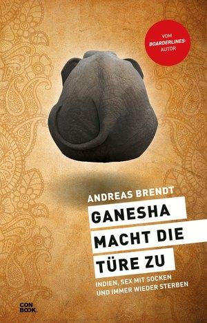 Ganesha macht die Türe zu