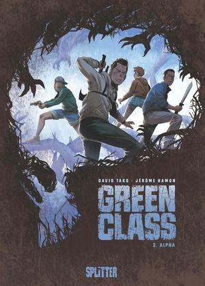 Green Class. Band 2