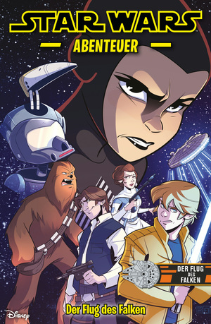 Star Wars Abenteuer - Der Flug des Falken