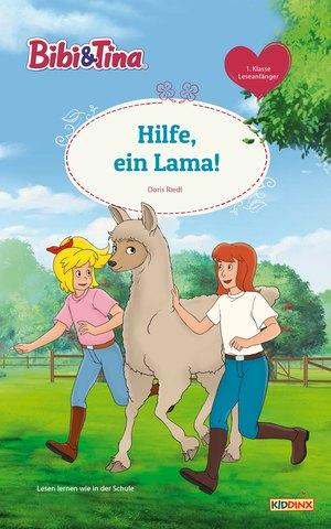 Bibi & Tina - Hilfe, ein Lama!