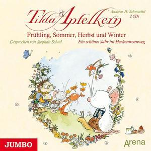 Tilda Apfelkern. Frühling, Sommer, Herbst und Winter