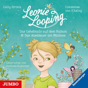Leonie Looping. Das Geheimnis auf dem Balkon & Das Abenteuer am Waldsee
