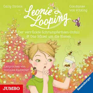 Leonie Looping. Der verrückte Schrumpferbsen-Unfall & Das Rätsel um die Bienen