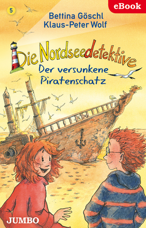 Die Nordseedetektive. Der versunkene Piratenschatz