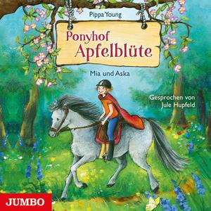 Ponyhof Apfelblüte 5. Mia und Aska