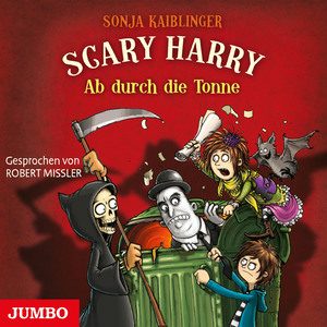 Scary Harry. Ab durch die Tonne