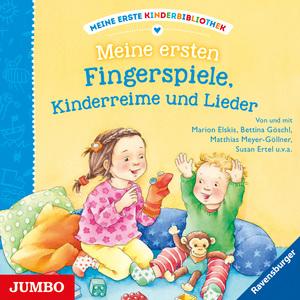 Meine ersten Fingerspiele, Kinderreime und Lieder