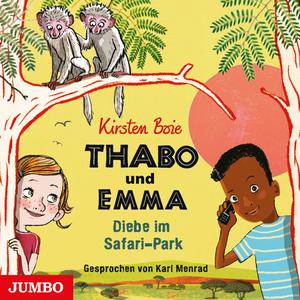 Thabo und Emma. Diebe im Safari-Park