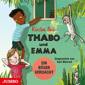 Thabo und Emma. Ein böser Verdacht.