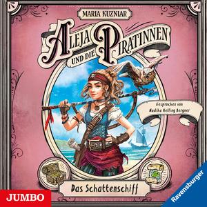Aleja und die Piratinnen. Das Schattenschiff