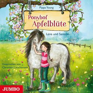Ponyhof Apfelblüte 1. Lena und Samson