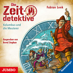 Die Zeitdetektive. Kolumbus und die Meuterer [39]