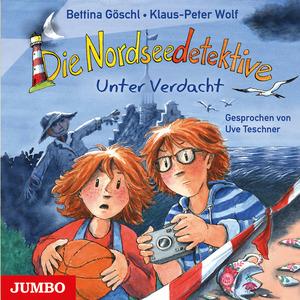 Die Nordseedetektive. Unter Verdacht [6]