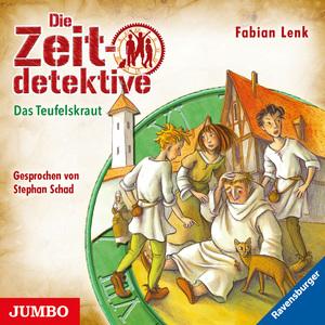 Die Zeitdetektive. Das Teufelskraut. Ein Krimi aus dem Mittelalter [4]