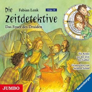 Die Zeitdetektive. Das Feuer des Druiden. Ein Krimi aus der Zeit der Gallier [18]
