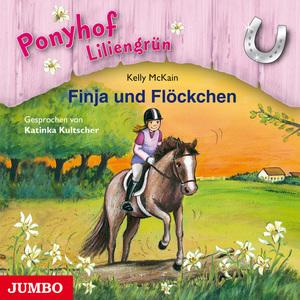 Ponyhof Liliengrün. Finja und Flöckchen