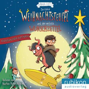 Der kleine Weihnachtsteufel und der verflixte Wunschzettel