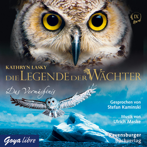 Die Legende der Wächter 09: Das Vermächtnis
