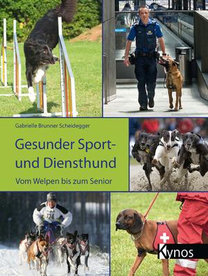 Gesunder Sport- und Diensthund