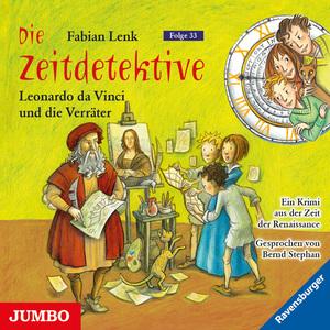 Die Zeitdetektive. Leonardo da Vinci und die Verräter [33]