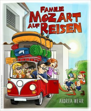 Familie Mozart auf Reisen