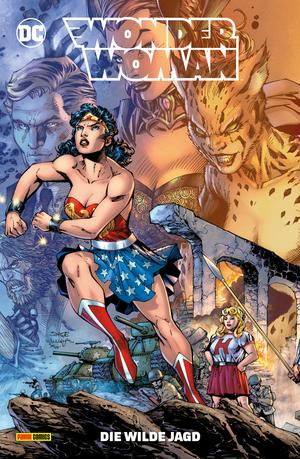 Wonder Woman, Band 13 - Die wilde Jagd