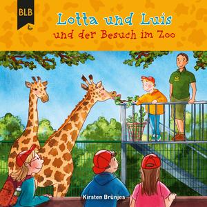 Lotta und Luis und der Besuch im Zoo