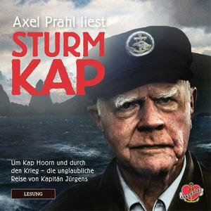 """Axel Prahl liest """"Sturmkap"""" von Stefan Krücken"""