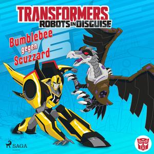 Transformers - Robots in Disguise - Bumblebee gegen Scuzzard