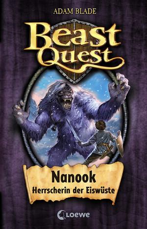 Nanook, Herrscherin der Eiswüste