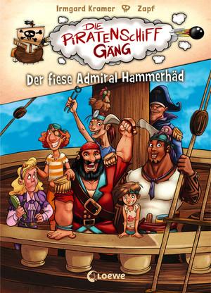 Der fiese Admiral Hammerhäd