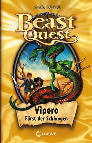 Vipero, Fürst der Schlangen